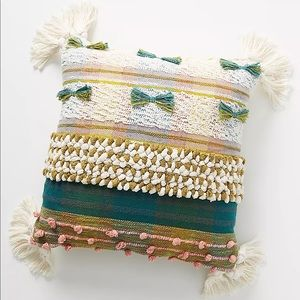Anthropologie ALLROADS Yucca Pillow Set of Two